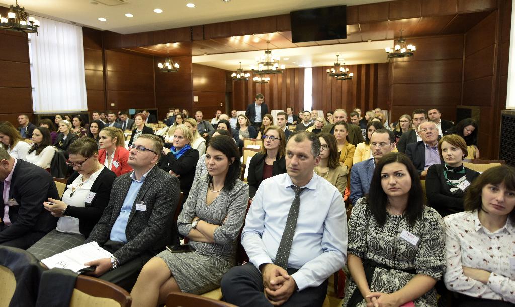 "Svečana konferencija projekta ""Razvoj mreže poduzetničkih potpornih institucija"""