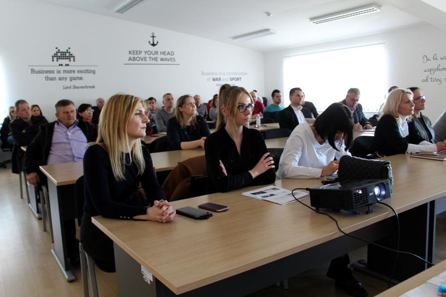 Boris Čagalj na radionici u Poduzetničkom inkubatoru VPŽ: Ciljane skupine poduzetnika iz županije mogu ostvariti kredite do 2 milijuna kuna po nula posto kamata