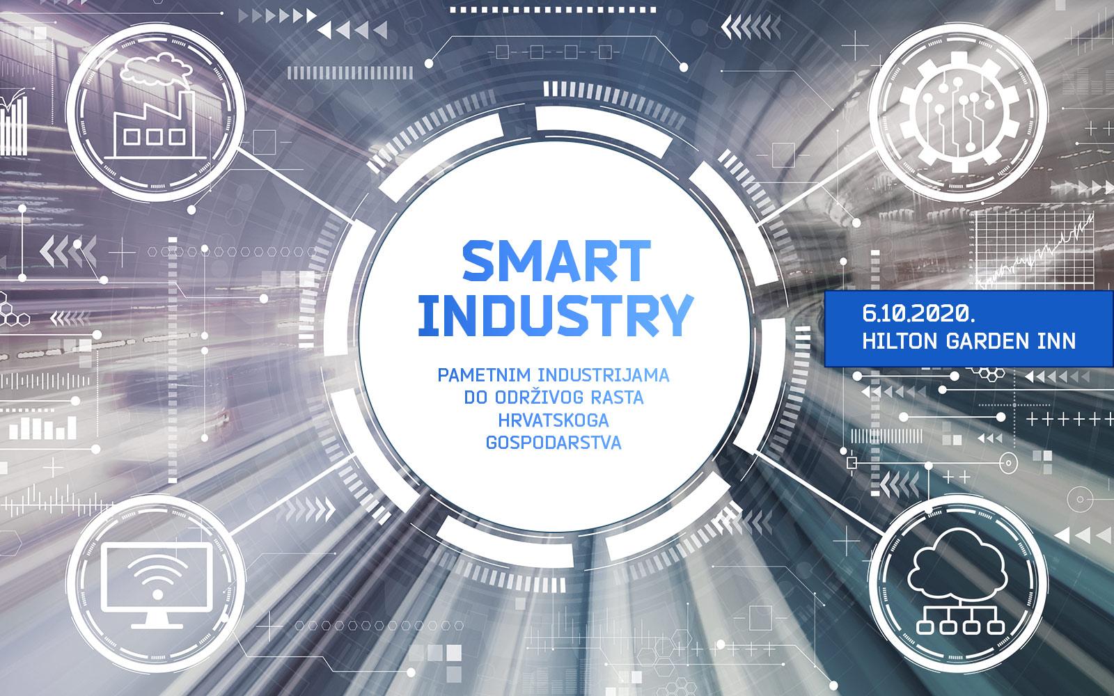 Smart Industry ima svrhu ubrzati i olakšati digitalnu transformaciju tvrtki