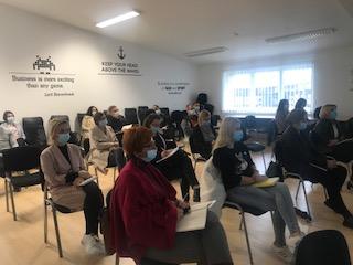 """U Poduzetničkom inkubatoru održan seminar """"Zakon o radu u praksi"""""""