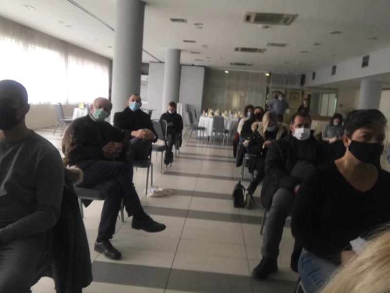 Djelatnici Poduzetničkog inkubatora VPŽ održali predavanje na konferenciji u Sisku