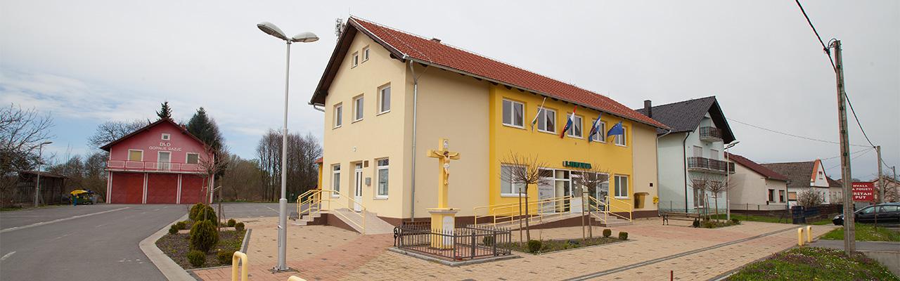 Općina Lukač prijavila izgradnju društvenog doma