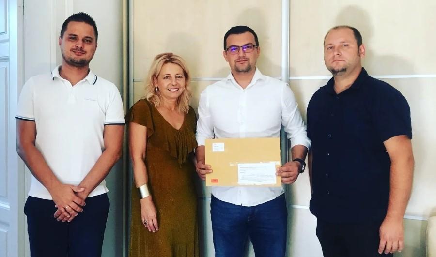 Općina Sopje i Poduzetnički inkubator Virovitičko-podravske županije prijavili na europske fondove budući Sportsko-rekreacijski centar u Sopju vrijedan oko milijun eura