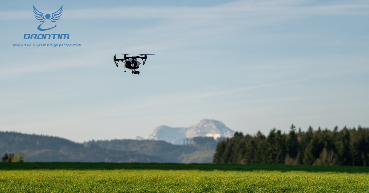 DRONTIM nudi najsuvremenija rješenja za digitalizaciju poljoprivredne proizvodnje – studija slučaja